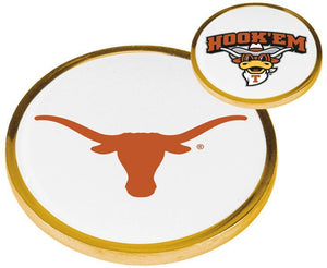 Texas Longhorns - Flip Coin - Linkswalkerdirect