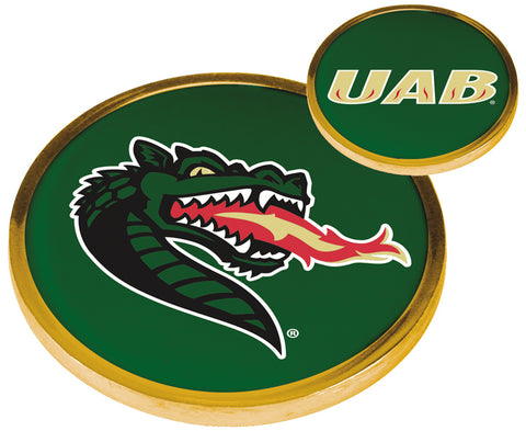 Alabama UAB Blazers - Flip Coin - Linkswalkerdirect