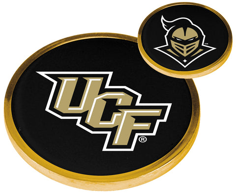 Central Florida Knights - Flip Coin - Linkswalkerdirect
