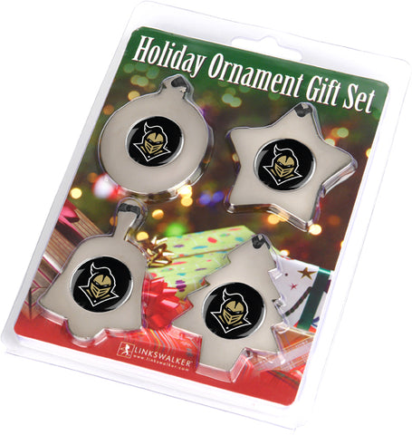 Central Florida Knights - Ornament Gift Pack - Linkswalkerdirect