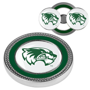 Utah Valley Wolverines - Challenge Coin / 2 Ball Markers