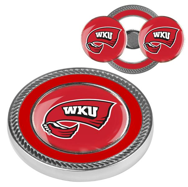 Western Kentucky Hilltoppers - Challenge Coin / 2 Ball Markers