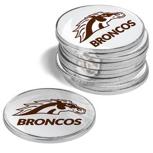 Western Michigan Broncos - 12 Pack Ball Markers