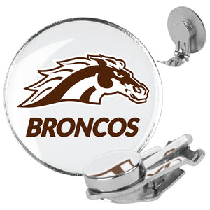 Western Michigan Broncos - Clip Magic - Linkswalkerdirect