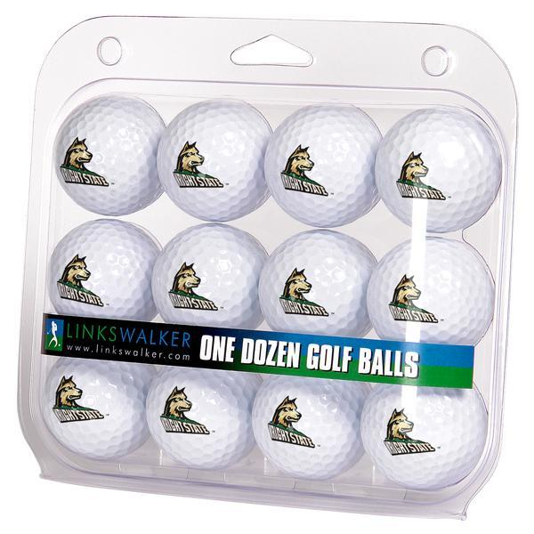 Wright State Raiders - Dozen Golf Balls - Linkswalkerdirect