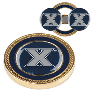 Xavier Musketeers - Challenge Coin / 2 Ball Markers