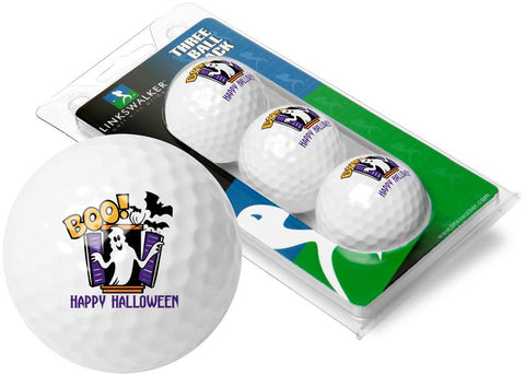 Halloween - Ghostly Boo 3 Ball Sleeve - Linkswalkerdirect