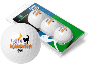 Halloween - ScaryNight 3 Ball Sleeve - Linkswalkerdirect