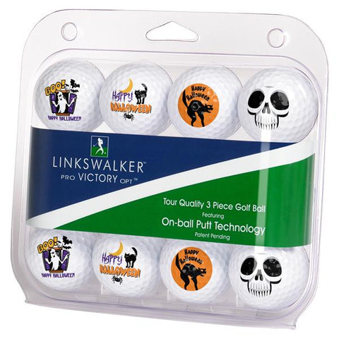 Halloween - Mixed Dozen Golf Balls - Linkswalkerdirect
