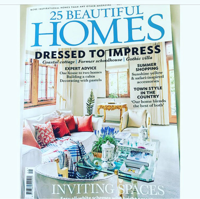 25 Beautiful Homes feature - July 2017