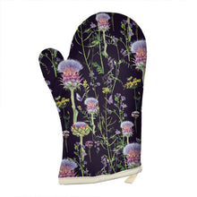 Load image into Gallery viewer, Pre-order: Artichoke Thistle Oven Glove