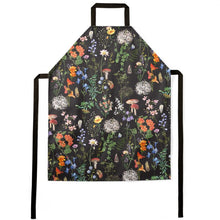 Load image into Gallery viewer, Wild Walk Dusky Black Apron