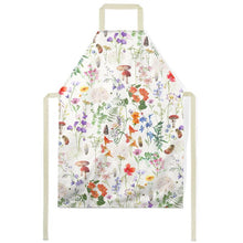 Load image into Gallery viewer, Pre-order: Wild Walk Cotton White Apron