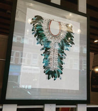 Load image into Gallery viewer, Tribal Necklace Print - Limited Edition
