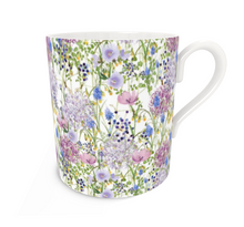 Load image into Gallery viewer, Pre-order: Allium Floral Bone China Mug