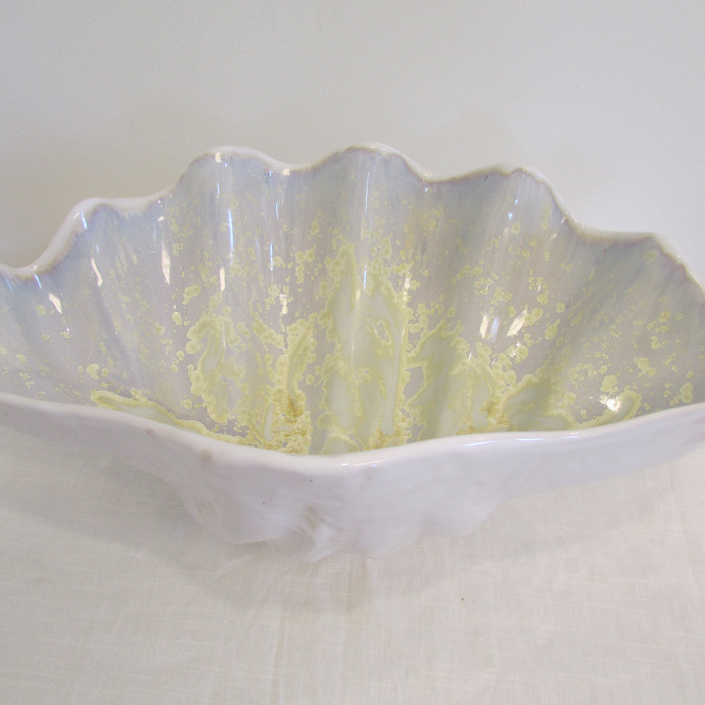 Pearl Large Clam Bowl