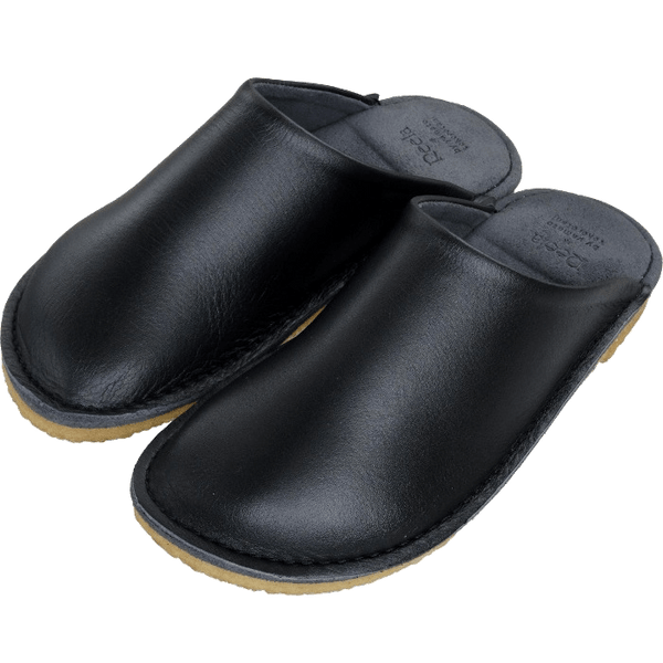 Inside shoes /House shoes/Slippers Omotenashi Square, LLC black