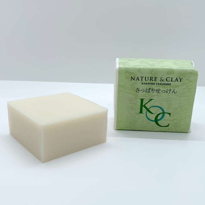 Nature & Clay Soap 3 pieces 2503 Omotenashi Square, LLC C. Refreshing Soap x 3