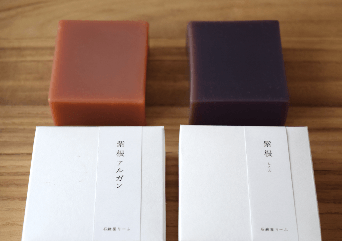 No Additives Bar Soap Gift Set 2503 Omotenashi Square, LLC No Additives Bar Soap Gift Set