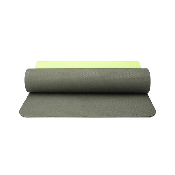 GREEN - yogatation original alignment mat - No Marks - Yogatation