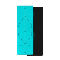 LIGHT BLUE - yogatation original alignment mat - Yogatation