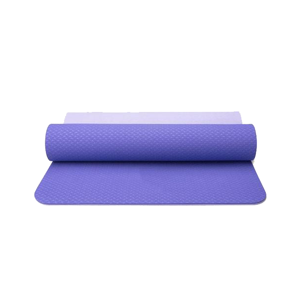 PURPLE - yogatation original alignment mat - No Marks - Yogatation