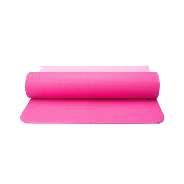 PINK - yogatation original alignment mat - No Marks - Yogatation