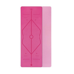 LIGHT PINK - yogatation original alignment mat - Yogatation