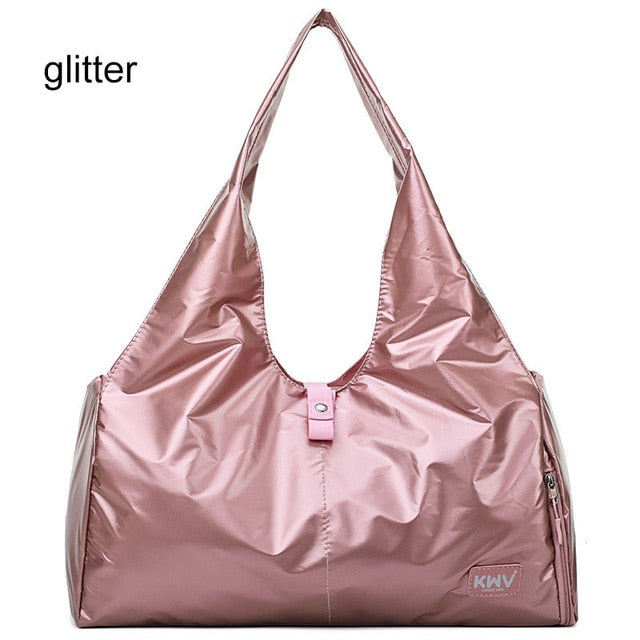 Sparkly Pink - Yogatation Gym Bag