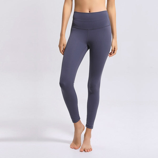 Light Purple Grey - Yogatation Classic Women's Yoga Pants