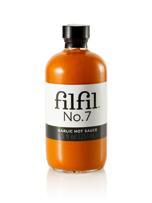 Filfil No.7 Garlic Hot Sauce