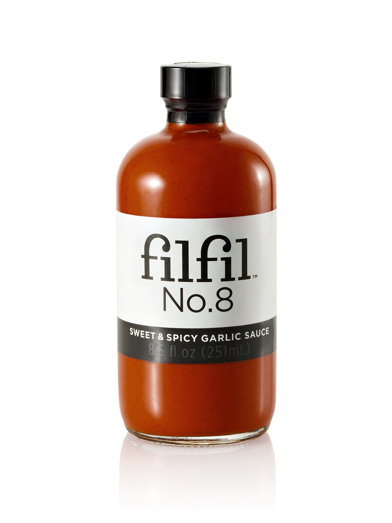 Filfil No.8 Sweet & Spicy Garlic Sauce