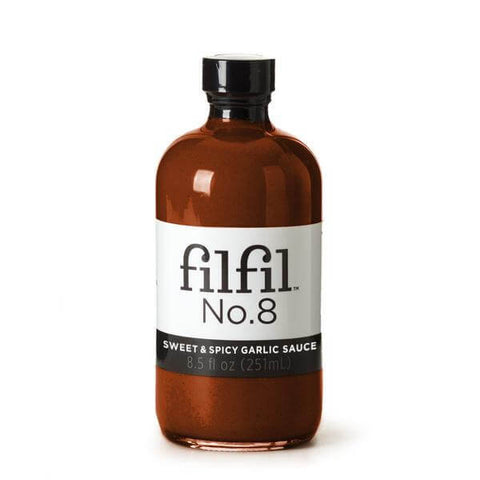 Case (12) of Filfil No.8 Sweet & Spicy Garlic Sauce w/ Shipping