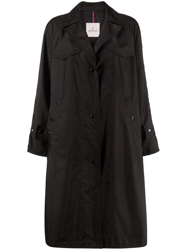 belted trench coat - Verso