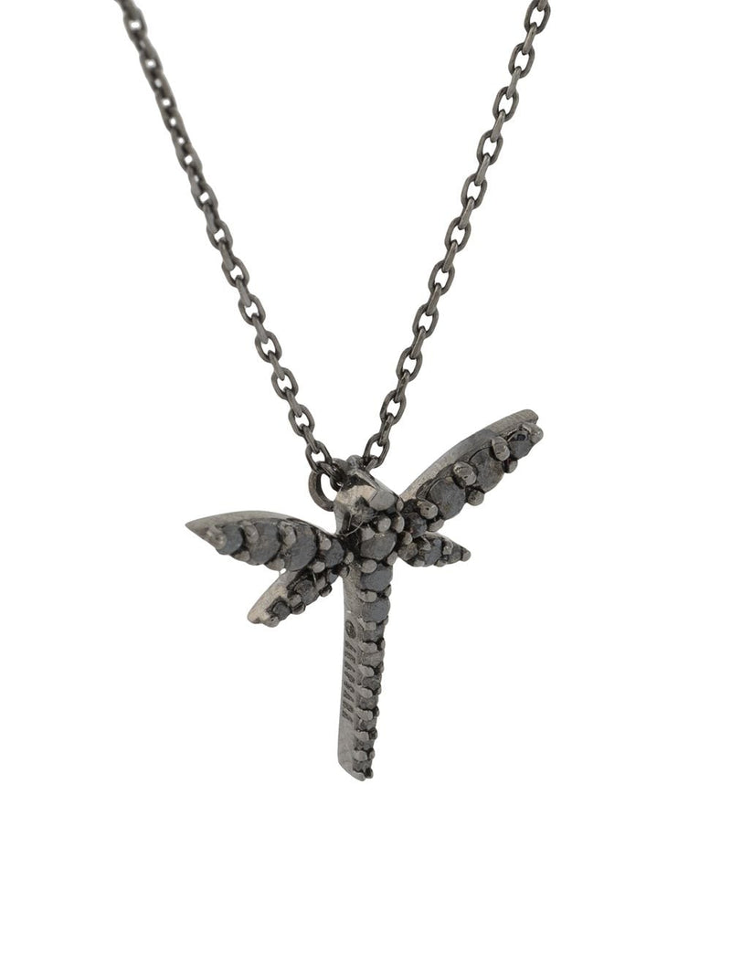 MINI DRAGONFLY NECKLACKE