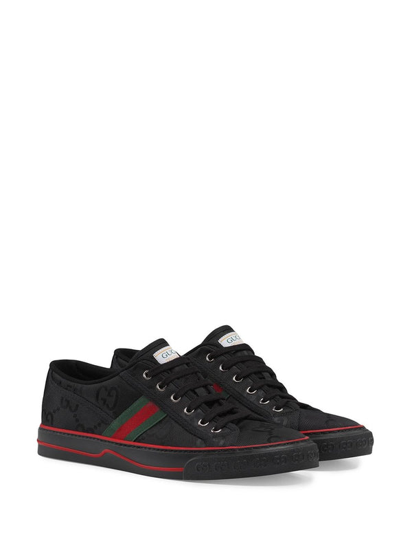 Off The Grid GG Supreme canvas low-top sneakers