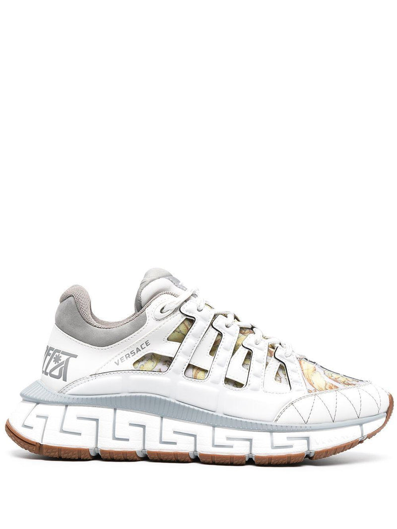 chunky greca-sole trainers