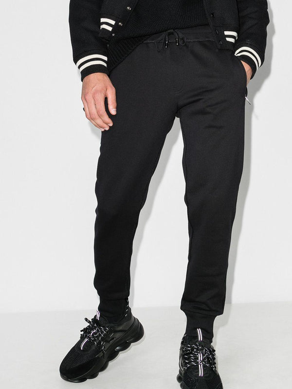 slim fit track pants - Verso