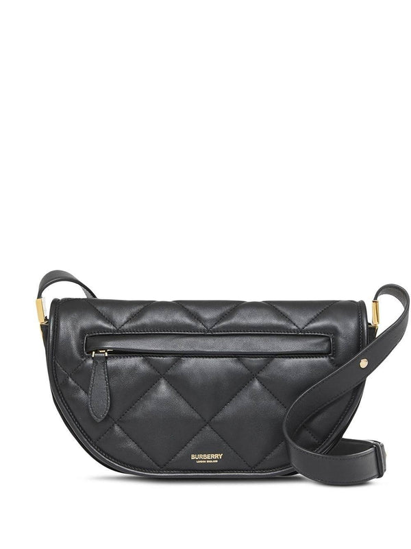 small Quilted Olympia bag - Verso