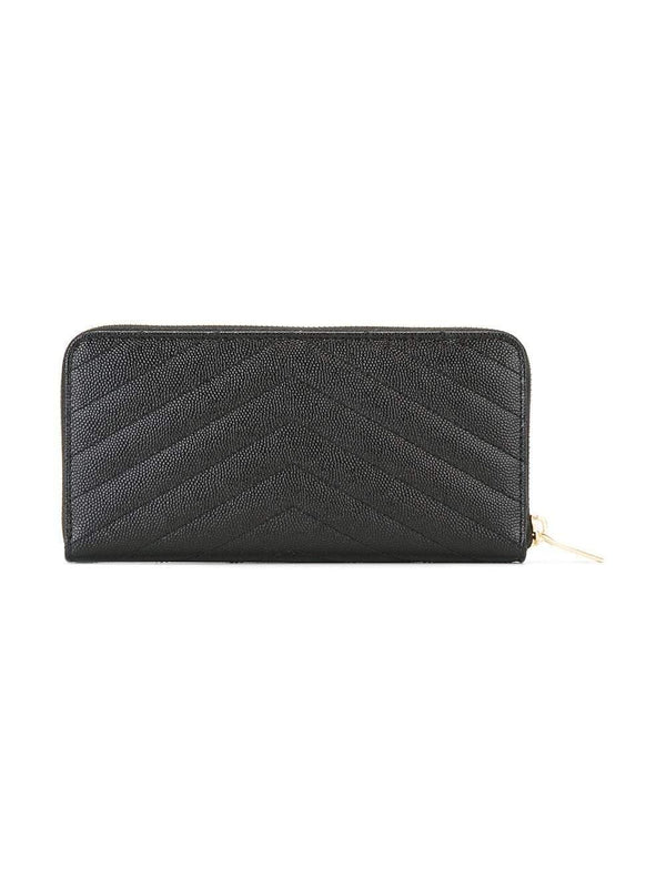 Monogram zip-around wallet - Verso