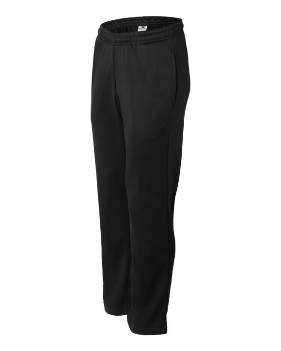 AUGUSTA Performance Fleece Pants - Black YOUTH
