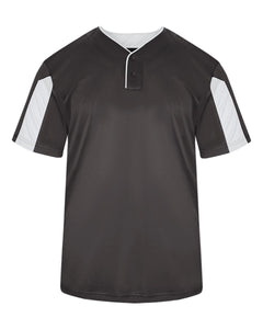 * JA Pee Wee Black Jersey - Youth