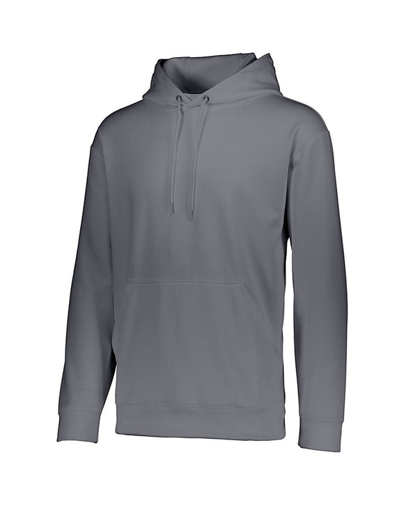 *AUGUSTA HOODED PERFORMANCE FLEECE SWEATSHIRT - YOUTH