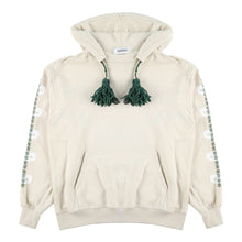 Load image into Gallery viewer, ADISH x Public Records NY Lakiya Tassels Hoodie (Off White)