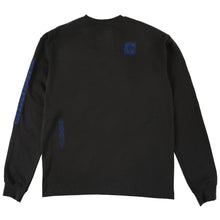 Load image into Gallery viewer, Web Exclusive Long Sleeve Makhlut Blue Embroidery Shirt