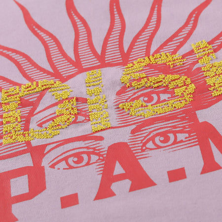 ADISH x P.A.M Sun Short Sleeve Shirt (Pink)