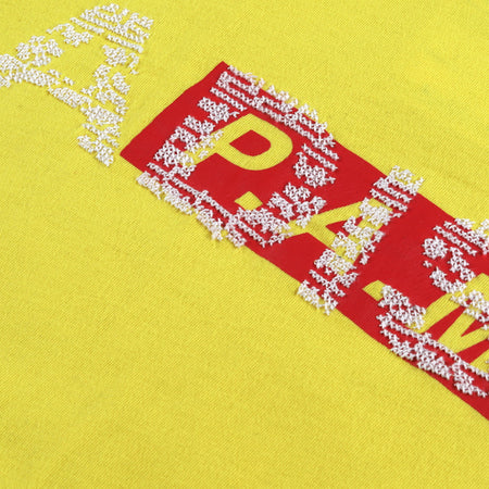 ADISH x P.A.M Short Sleeve Shirt (Yellow)