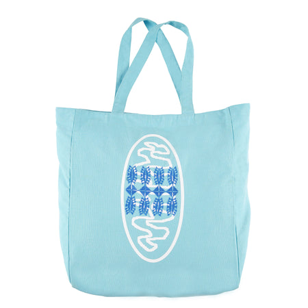 ADISH x P.A.M Tote Bag (Blue)