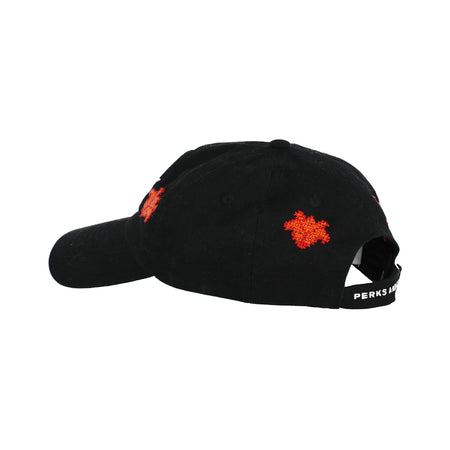 ADISH x P.A.M cap (Black)