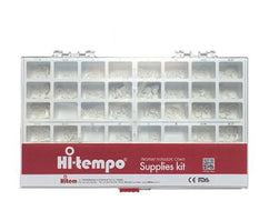 Hi-Tempo Temporary Crown Single Full Kit (160ea.)
